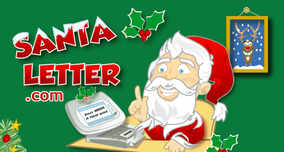 Christmas coloring pages santaletter spiritdancerdesigns Image collections
